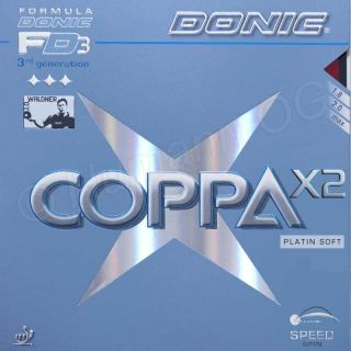 Coppa X2 (Platin Soft) rot 2.0mm