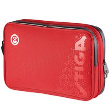Batwallet Hexagon red