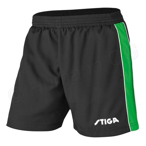 Short Lunar, black/green