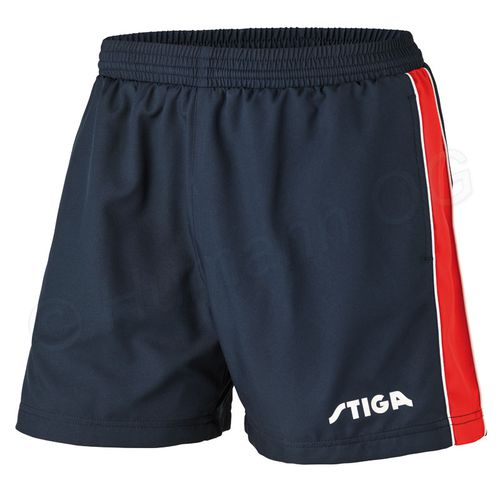 Short Lunar, navy/red