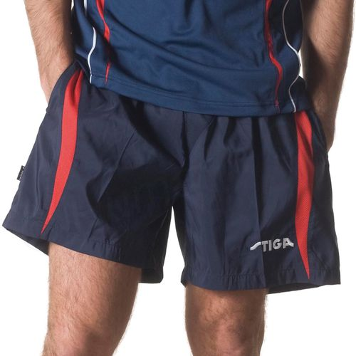 Short Energy, navy/rot