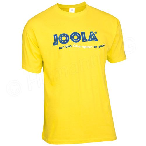 T-Shirt Promo, yellow