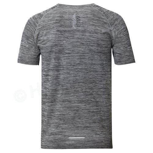 Activity Nahtlos Shirt, silber