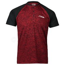 Team T-Shirt, red/black