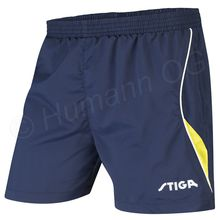 Short Fashion, navy/yellow