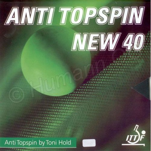 Anti Topspin New 40