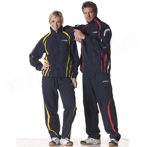 Tracksuit Force, navy/red