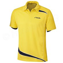 Shirt Discovery, yellow/navy