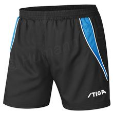 Short Columbia, black/diva blue