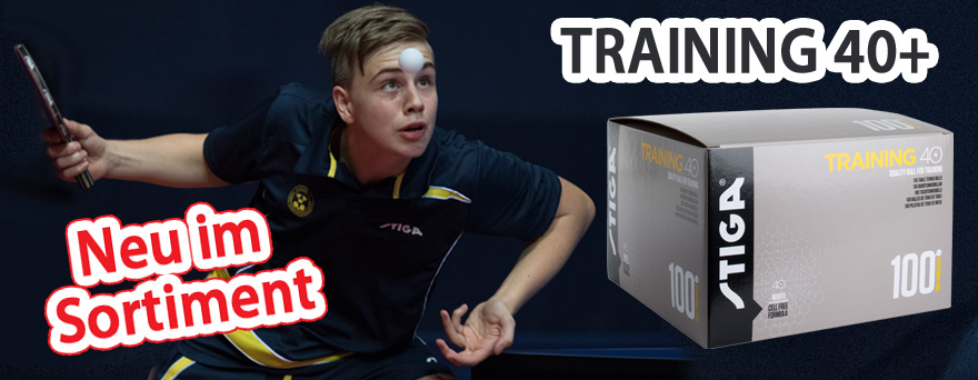 STIGA Training 40+